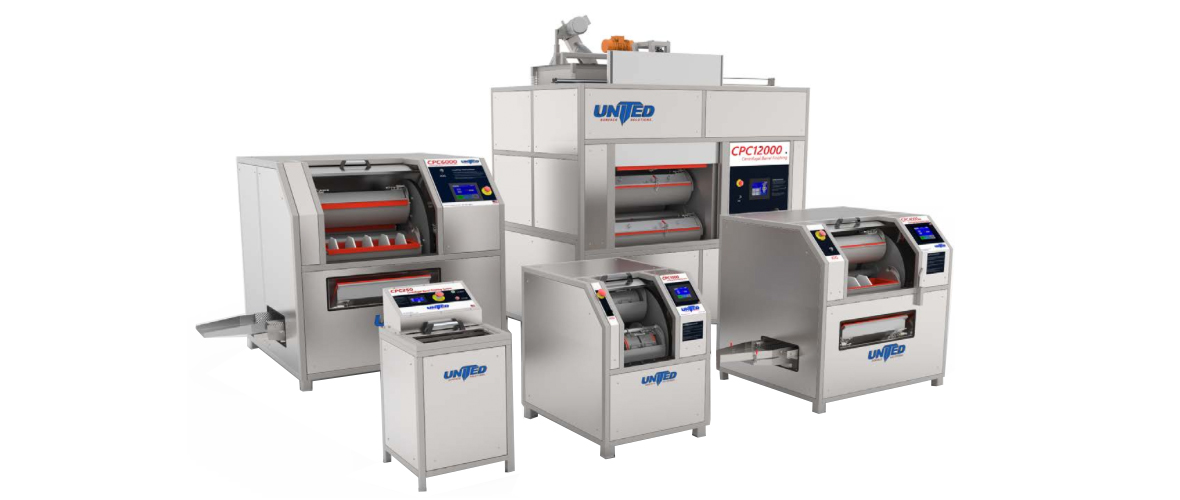 United Surface Solutions Finishing Machines
