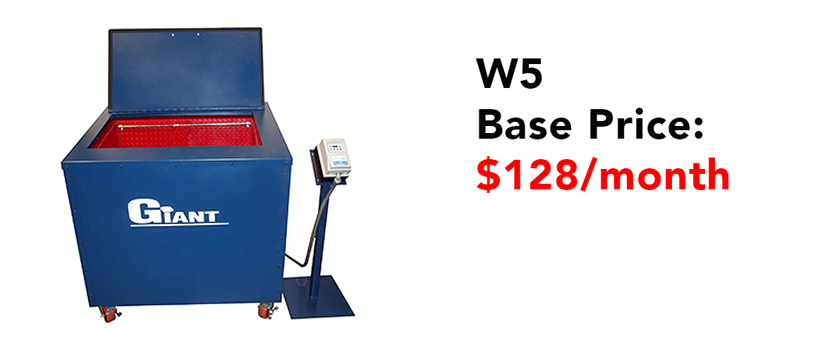 Giant Finishing Machines Monthly Financing