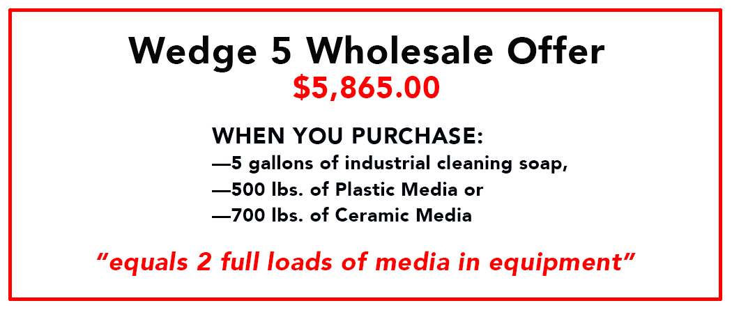 Wedge Wholesale Offer